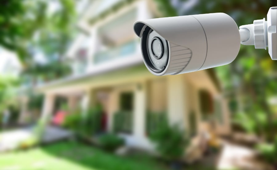 Outdoor camera in Chandler